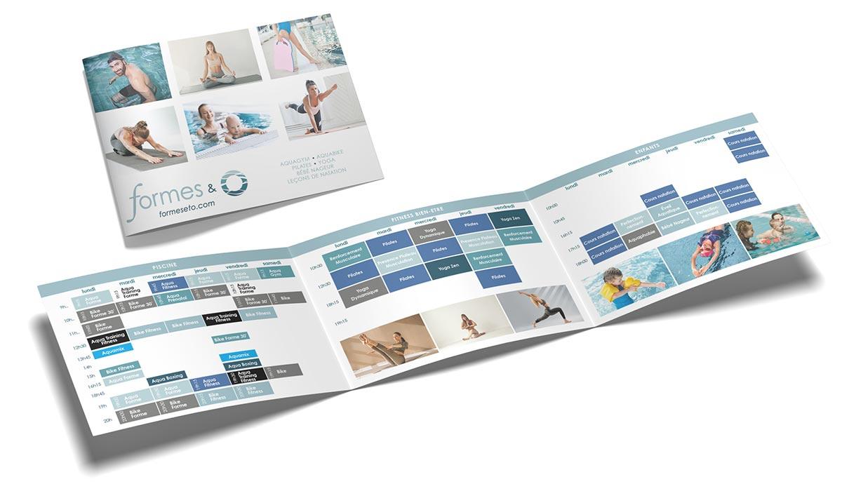 Formes & O - Brochure